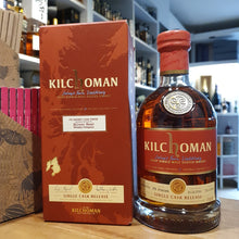 Carica l'immagine nel visualizzatore di Gallery, Kilchoman Whisky SILVER SEAL Whisky Company 2011 PX SHERRY CASK STRENGTH single cask scotch single malt whisky 0,7l 57% single cask Release