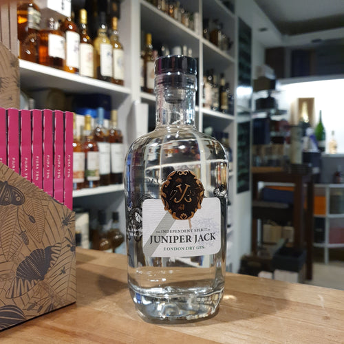 Deutschland Dresden Juniper Jack London dry Gin Independent spirit 0,5l 46,5% vol.