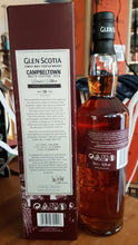 Laden Sie das Bild in den Galerie-Viewer, Glenscotia single malt scotch whisky 14 Jahre festival 2020 Edition 0.7 52.8%