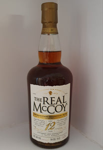 The Real McCoy - 12 Years 100 Proof 100th Anniversary Prohibition 50 % 0,7l Sonderedition Barbados Foursquare 2020