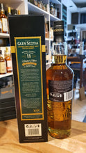 Laden Sie das Bild in den Galerie-Viewer, Glenscotia 11 Finished sherry PX + Oloroso sherry cask strength single malt scotch whisky Campbeltown 0,7l 54,1 %