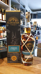 Plantation Rum Barbados & Jamaica 9 Years old single cask 2020 0,7l 53% Fassabfüllung Sonderedition stark limitiert