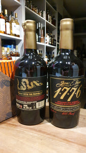 James Pepper 1776 Rye sherry PX cask Whiskey 0,7l 50% limitiert