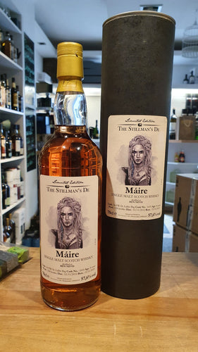 The Stillman´s Whisky Maire Ben Nevis 8 y  0,7l 57.6%