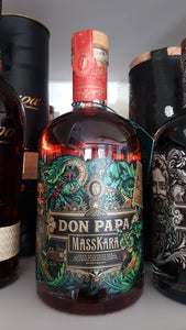 Don Ron Papa Masskara 40% vol. 0,7L