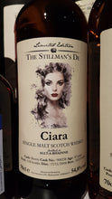 Laden Sie das Bild in den Galerie-Viewer, The Stillmans Whisky Ciara Allt a bhainne 0.7 54.8%