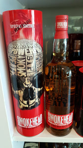 Smokehead Islay single malt Rock edition 2 Whisky 46.6% 1l
