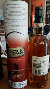 Peat's Beast Whisky PX sherry Edition 0,7l 54.1% vol.