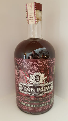 Don Papa Rum sherry cask 0.7l 45% Inn-out shop
