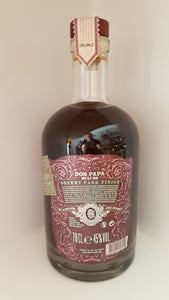 Don Papa Rum sherry cask 0.7 45%