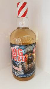 Big Peat Islay Whisky blend chrismas edition 0.7 53.7%