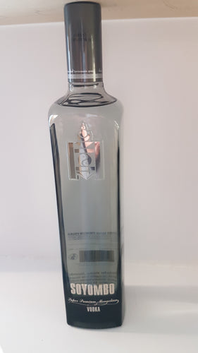 Vodka Soyombo Super Premium 0,7l 40%
