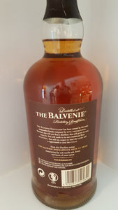 The Balvenie doublewood Whisky oak sherry 17 Jahre edition 0.7 43%