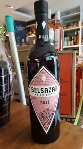 Belsazar Vermouth Rose 17.5% 0,75l Flasche Inn-out-shop
