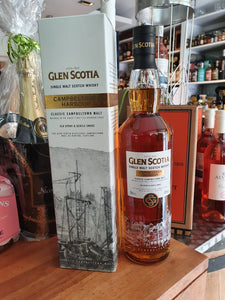 Glen Scotia Campbeltown Harbour single malt scotch whisky 0.7l Fl 40% Glenscotia