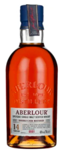 Aberlour 14 Years Double Cask Matured Single malt Speyside 0,7l 40 %