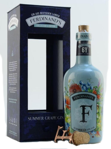 Ferdinand's Summer Grape Gin 0,5l 44% Saar 6Y cut Edition