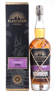 Plantation Rum Panama 13y 2006 XO 0,7l 41,9%vol. Grand Terroir Vintage Edition  single cask Fassabfüllung Sonderedition limitiert