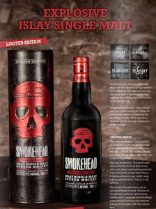 smokehead sherry bomb edition inn-out