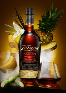 VORVERKAUF !  Zacapa 23 Rum La Doma Heavenly Cask Collection 0,7 40%vol.