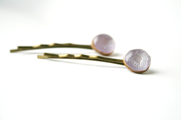 lavender wood bobby pins , eco friendly  , hair accessories , lavender hair pins , holiday accessories