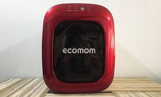 Newborn Must-Have: ECOMOM UV Sterilizer