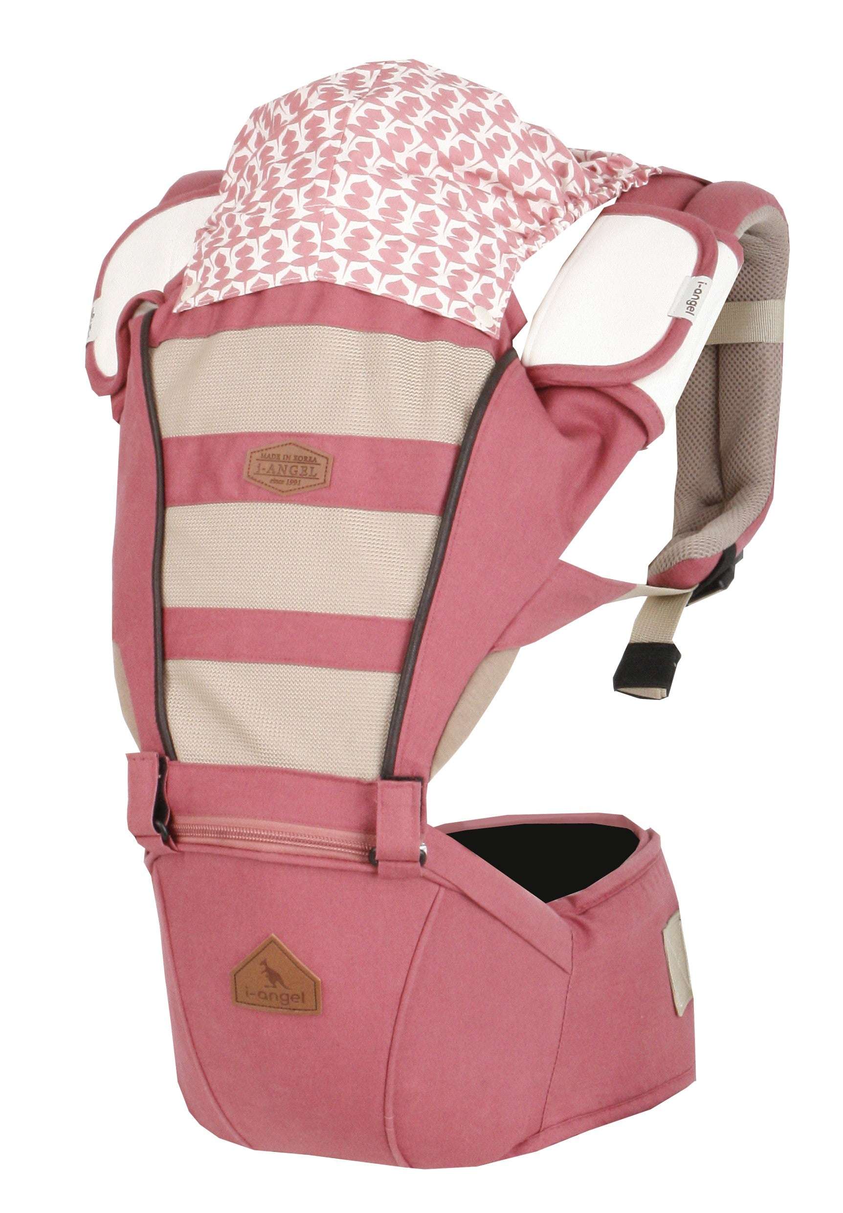 I-ANGEL HIPSEAT CARRIER - Mesh - Mighty Baby PH