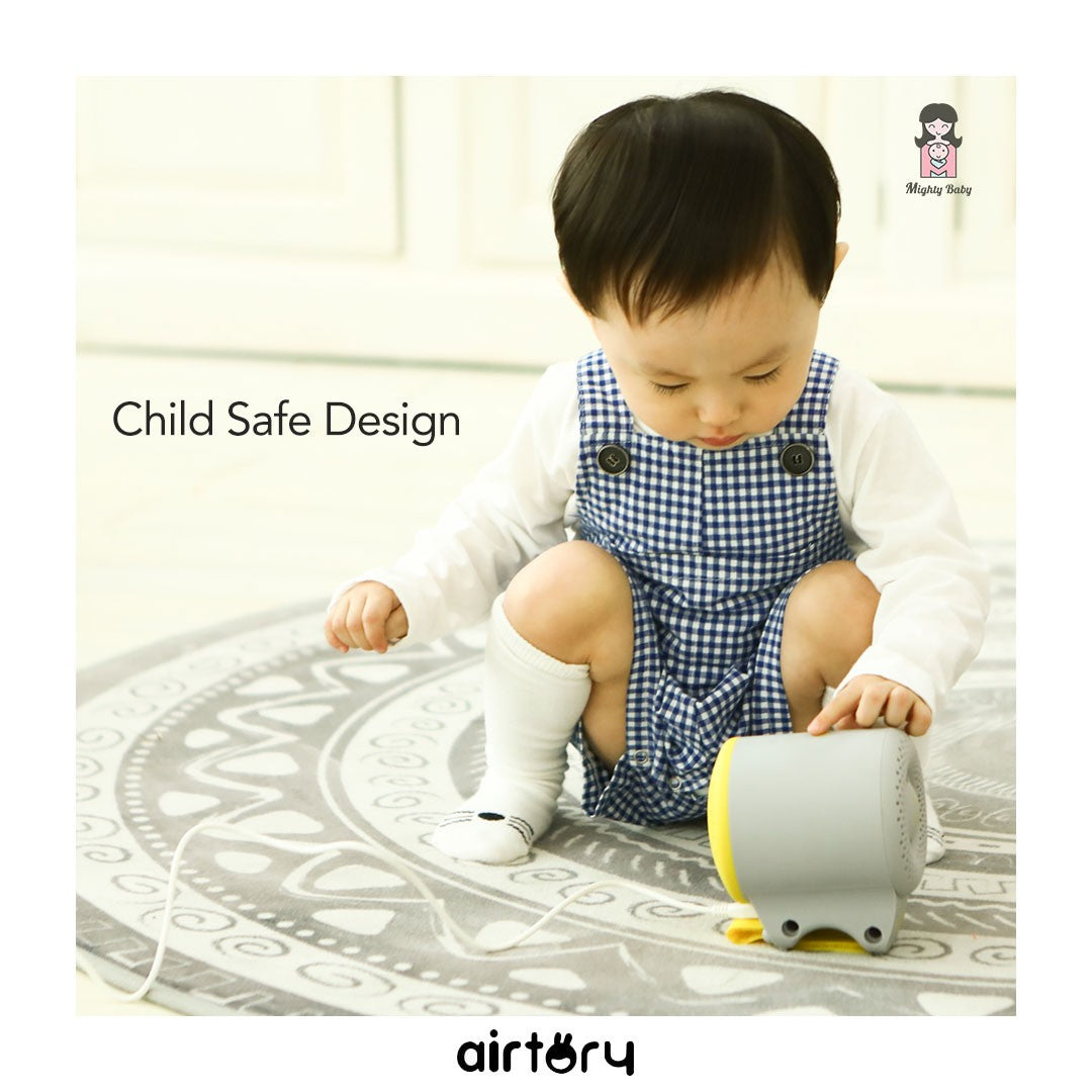 Airtory Portable Air Purifier - Mighty Baby PH