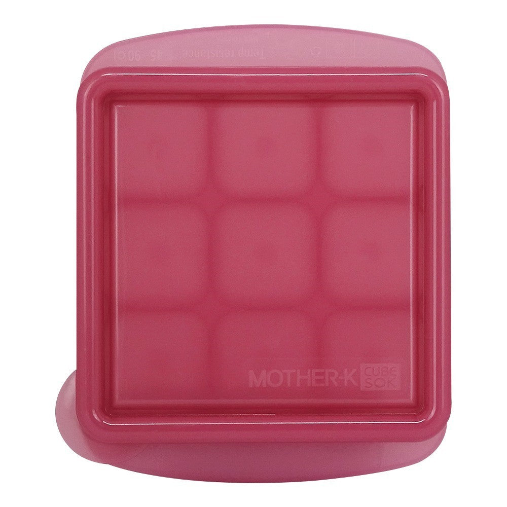 Mother-K Silicone Food Tray (Cube SokSok) - Mighty Baby PH