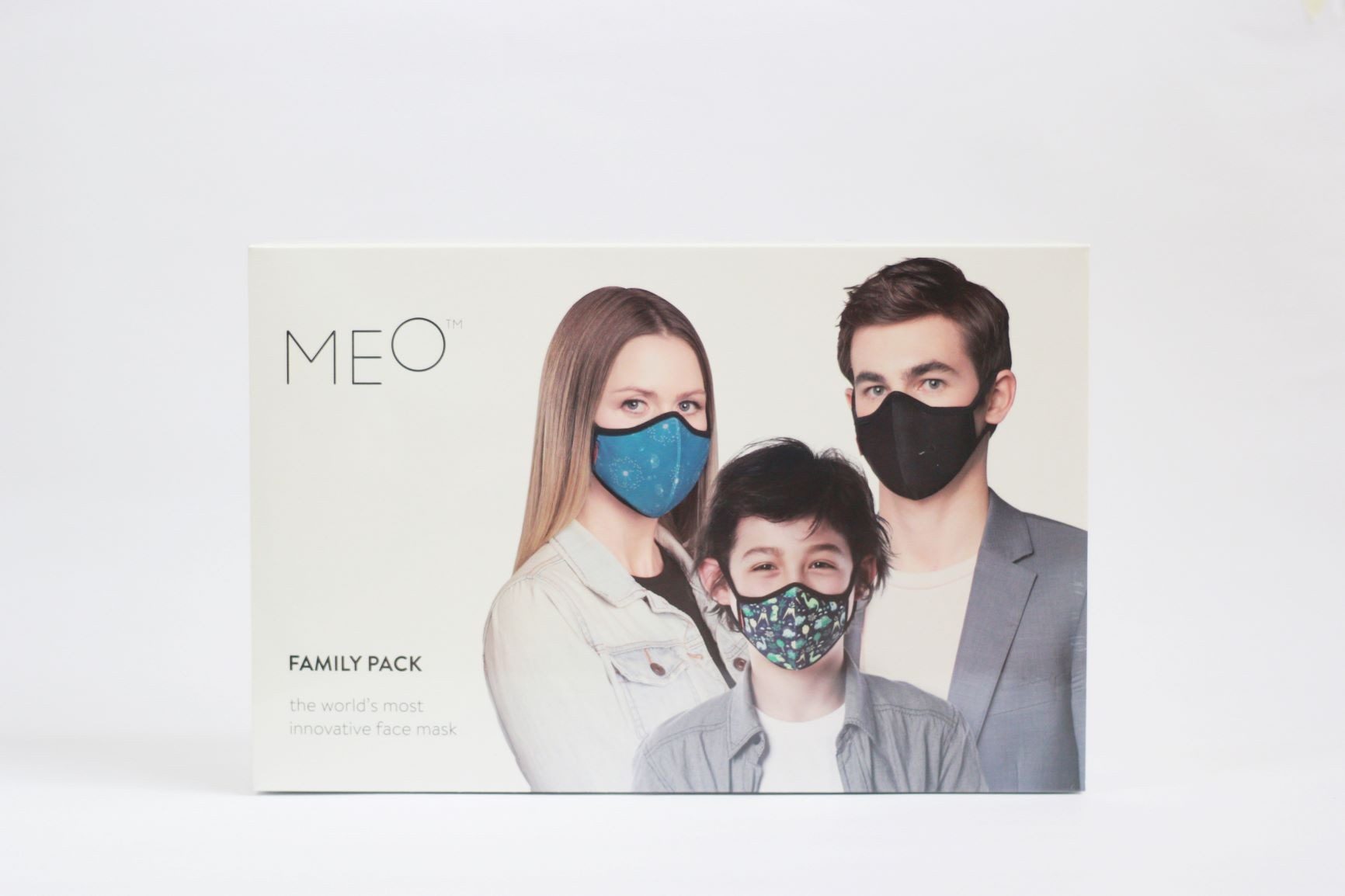MEO Face Mask Family Pack - Mighty Baby PH
