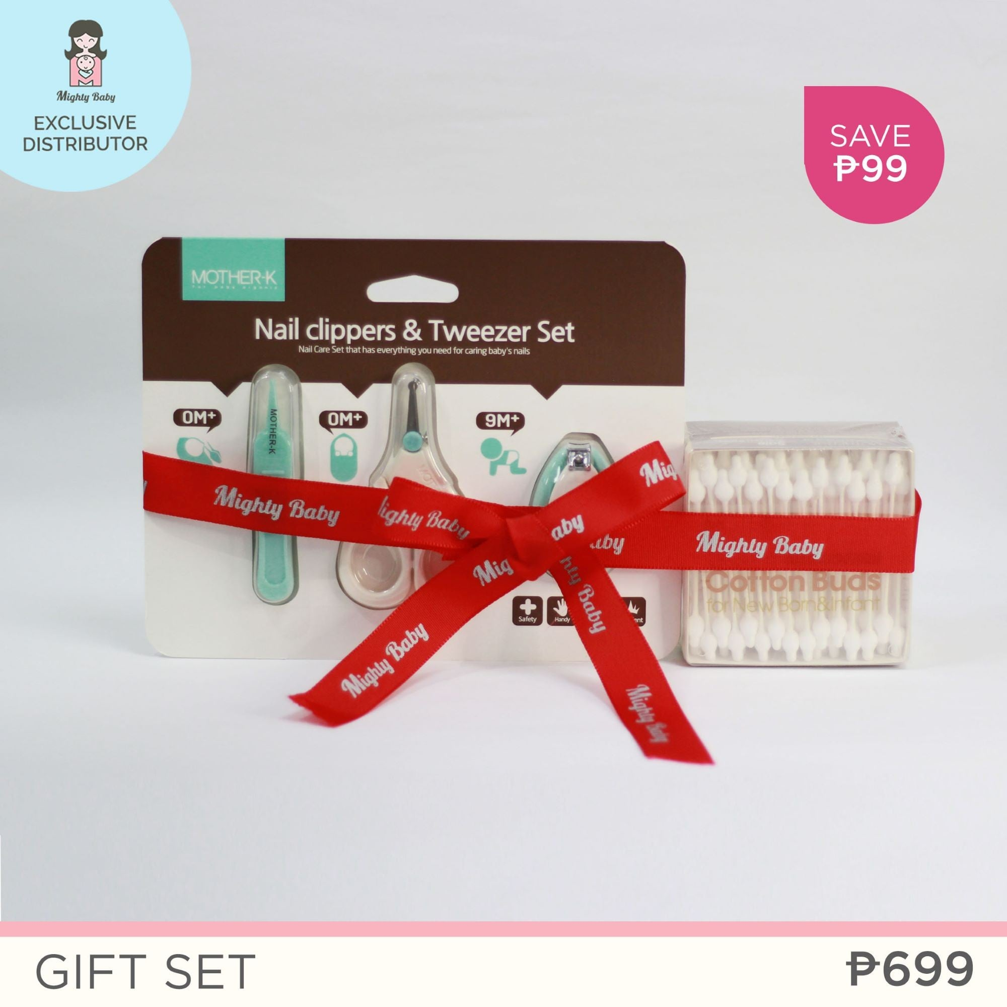Mother-K Hygiene Set - Mighty Baby PH