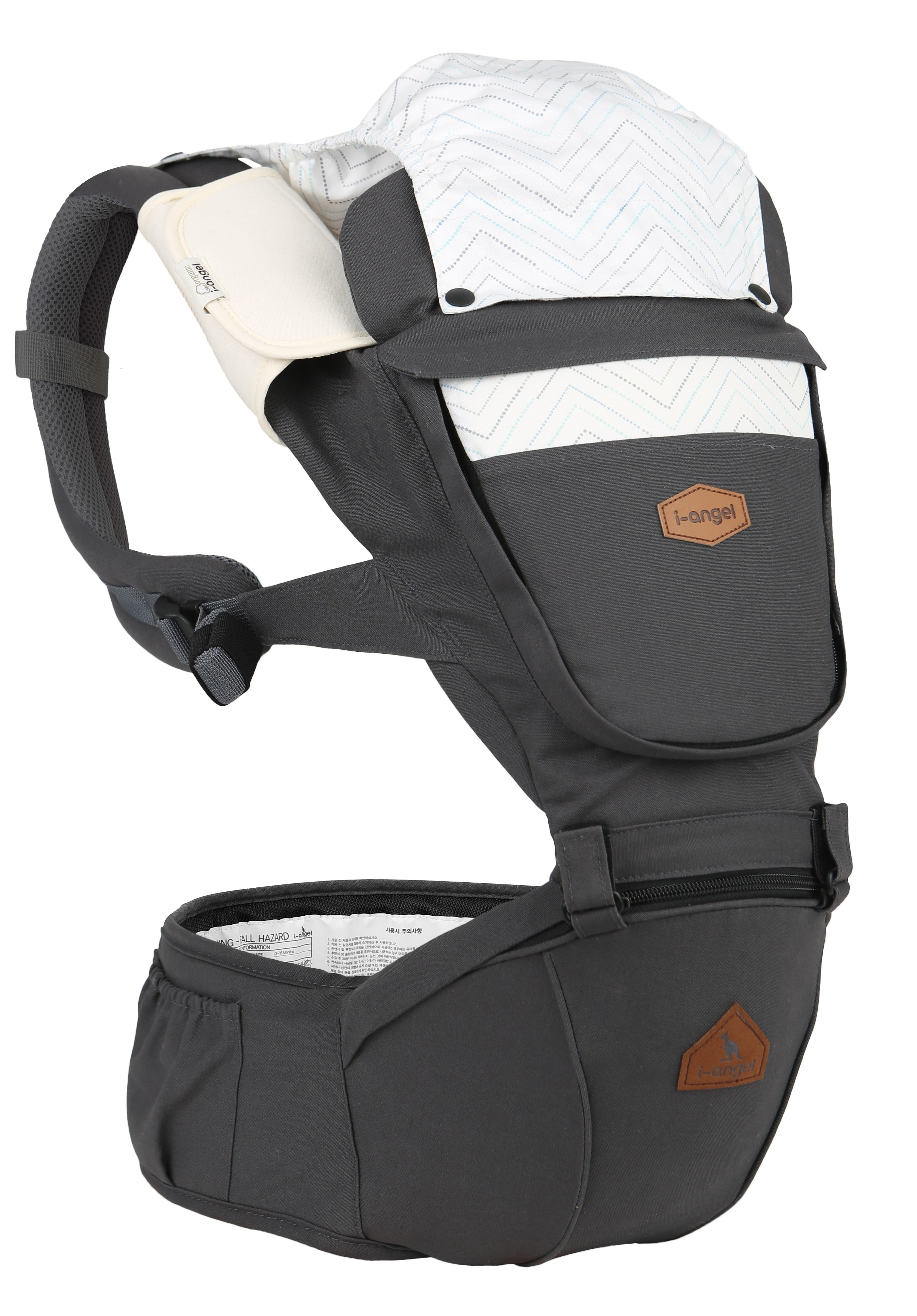 I-ANGEL HIPSEAT CARRIER - Nature - Mighty Baby PH