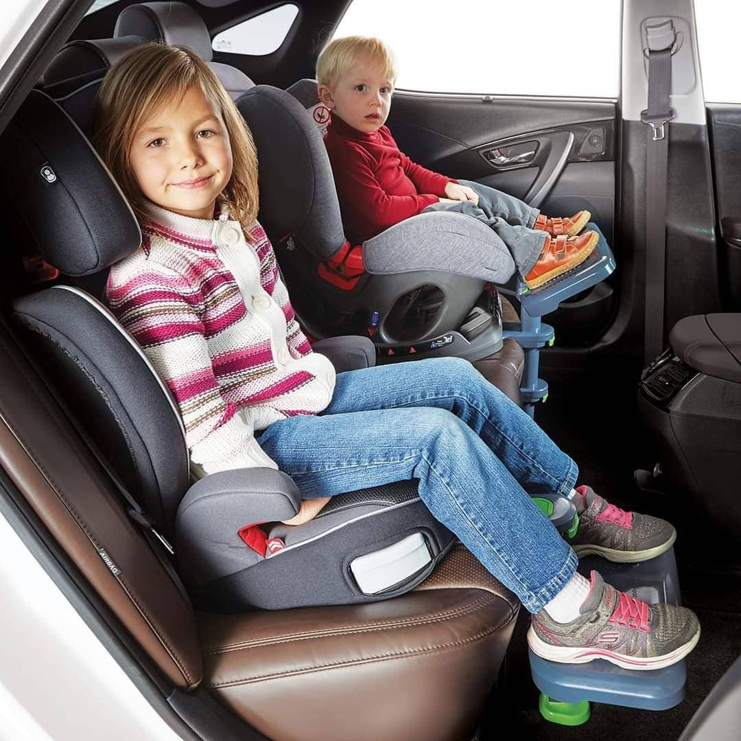 KneeGuardKids Car Seat Footrest - Mighty Baby PH