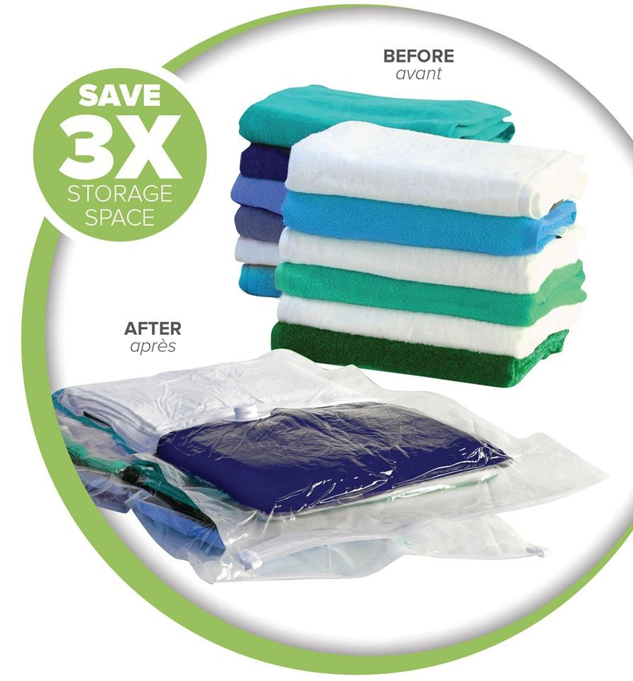 Clever Spaces Vacuum Storage Bags - Large - Mighty Baby PH