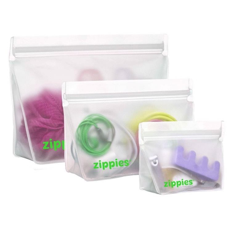 Zippies Reusable Standup Bags - Small 3s - Mighty Baby PH