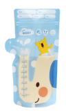 Baby Moby Breastmilk Storage Bags 8oz