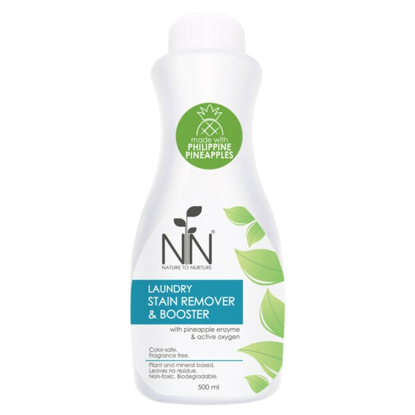 Nature to Nurture Laundry Stain Remover And Booster - Mighty Baby PH
