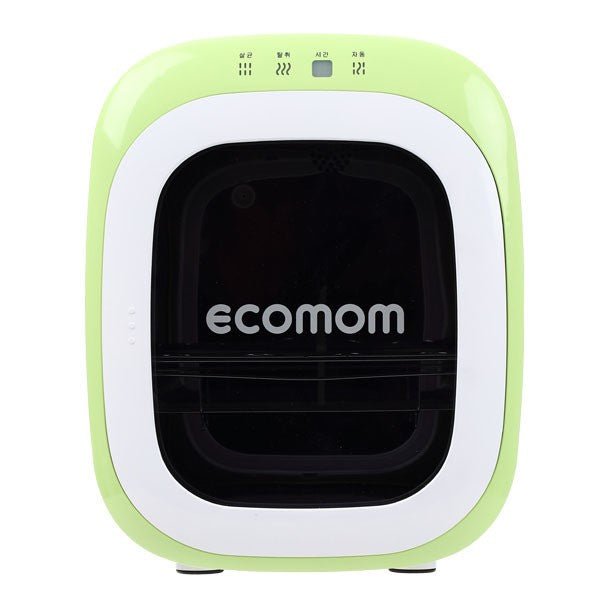 Ecomom 22 Single UV Sterilizer with Anion - Mighty Baby PH
