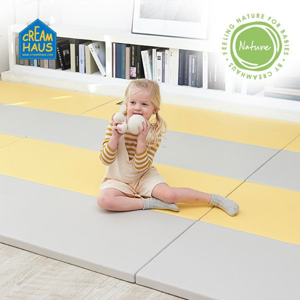 Creamhaus Snow Palette Premium Mat - 220cm - Greige Collection - Mighty Baby PH