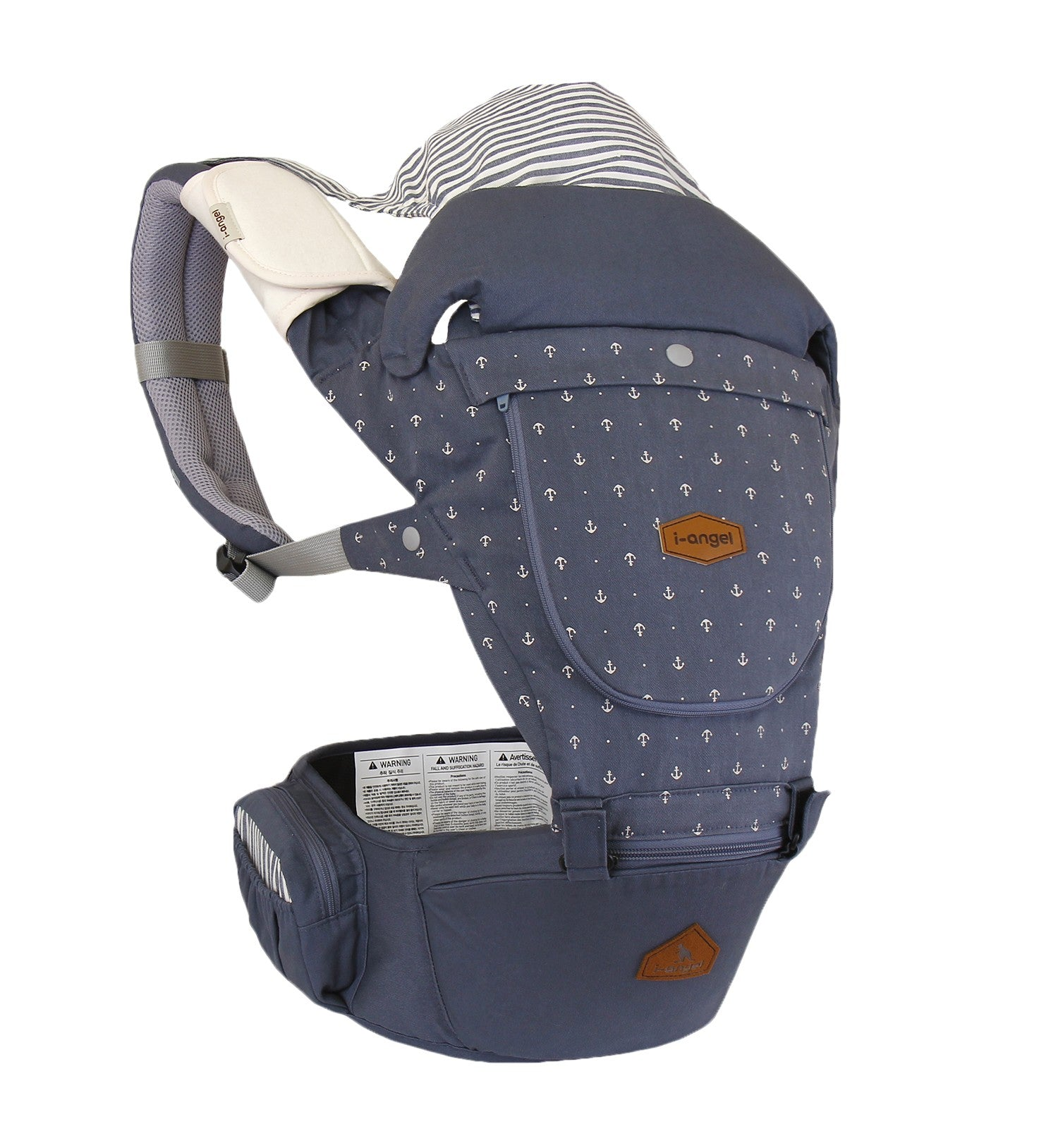 I-ANGEL HIPSEAT CARRIER - Miracle - Mighty Baby PH