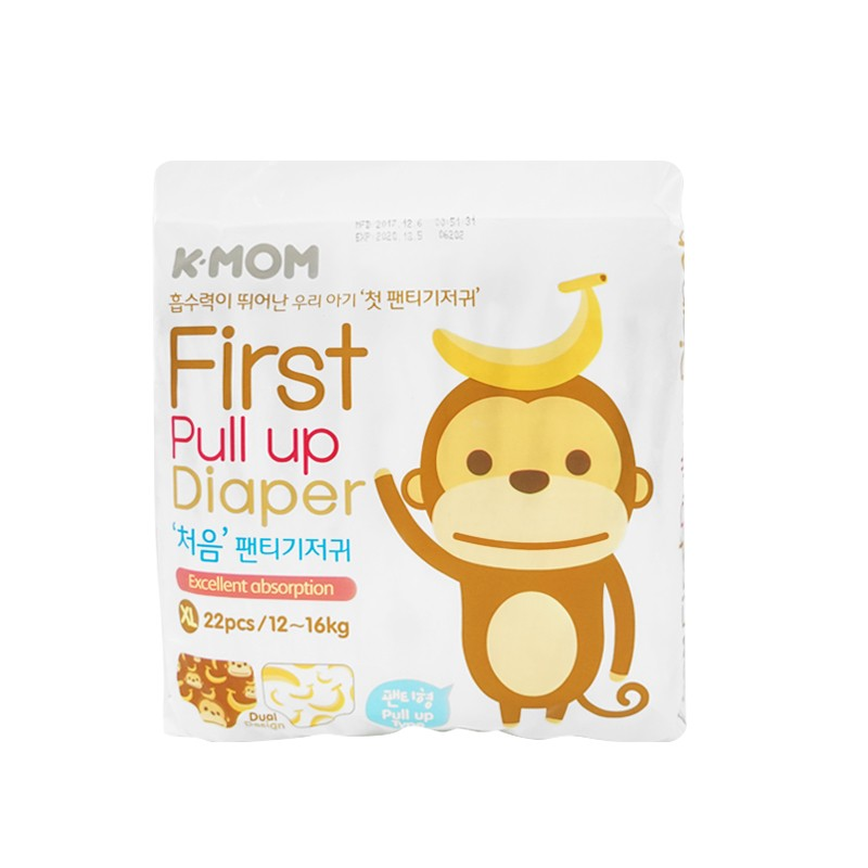 K-mom Pull up diaper (X-Large) - Mighty Baby PH
