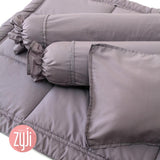 "Zyji 7 PC Luxury Bedding Set for Wooden Cribs (28"" x 52"")"