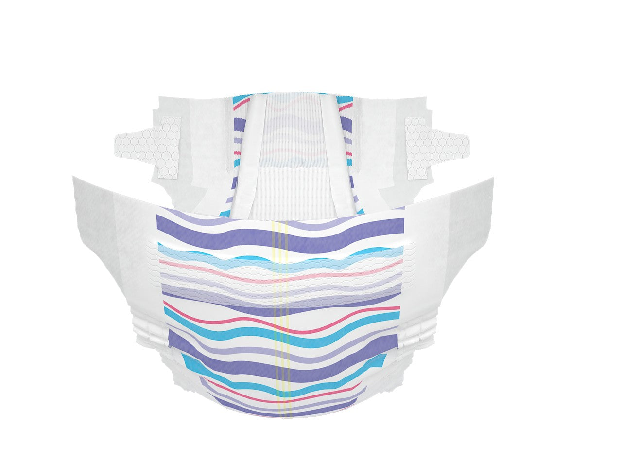 K-Mom Dual Story diaper (Medium) - Mighty Baby PH