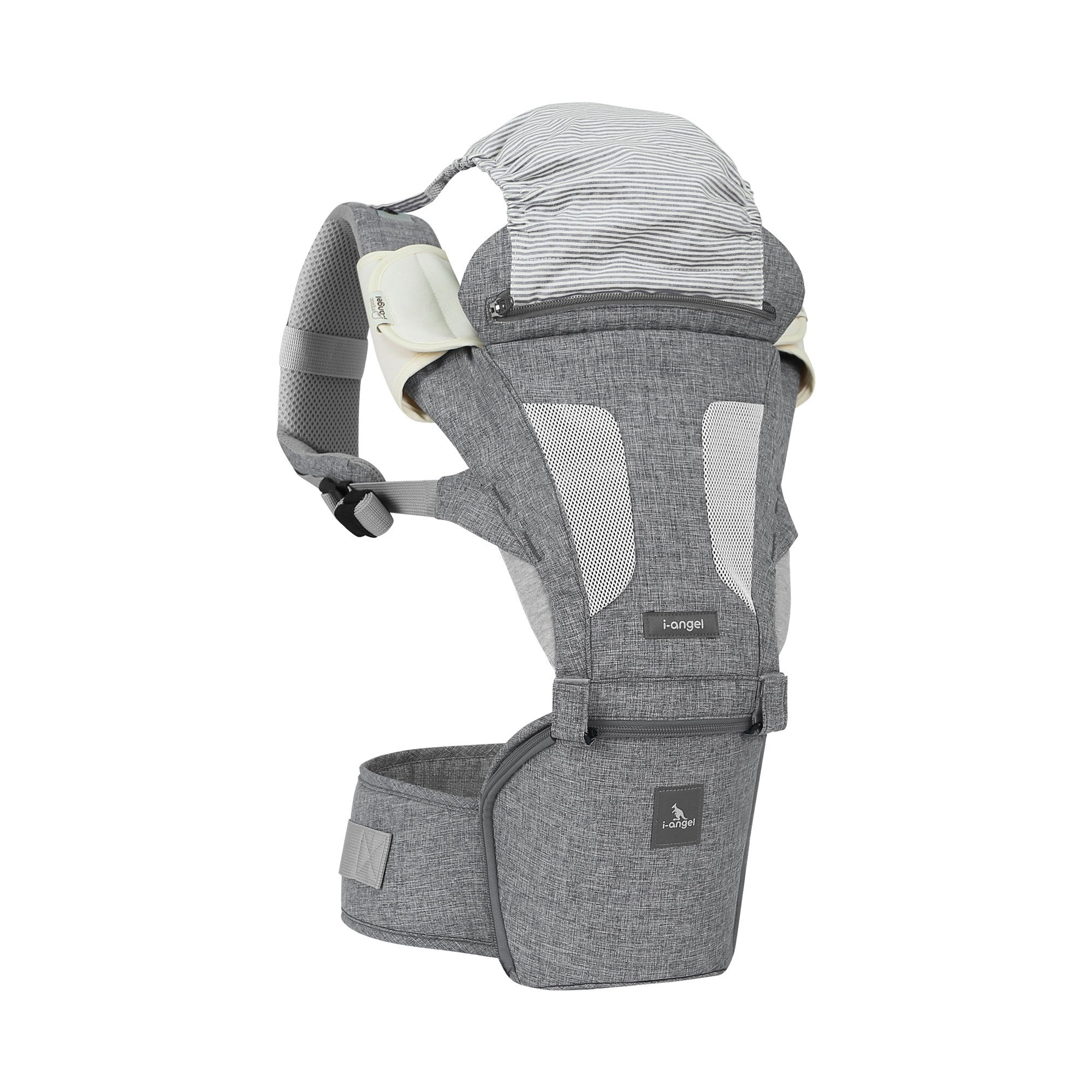 I-ANGEL HIPSEAT CARRIER - NEW MAGIC 7 - Mighty Baby PH