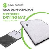 Clever Spaces Microfiber Mat