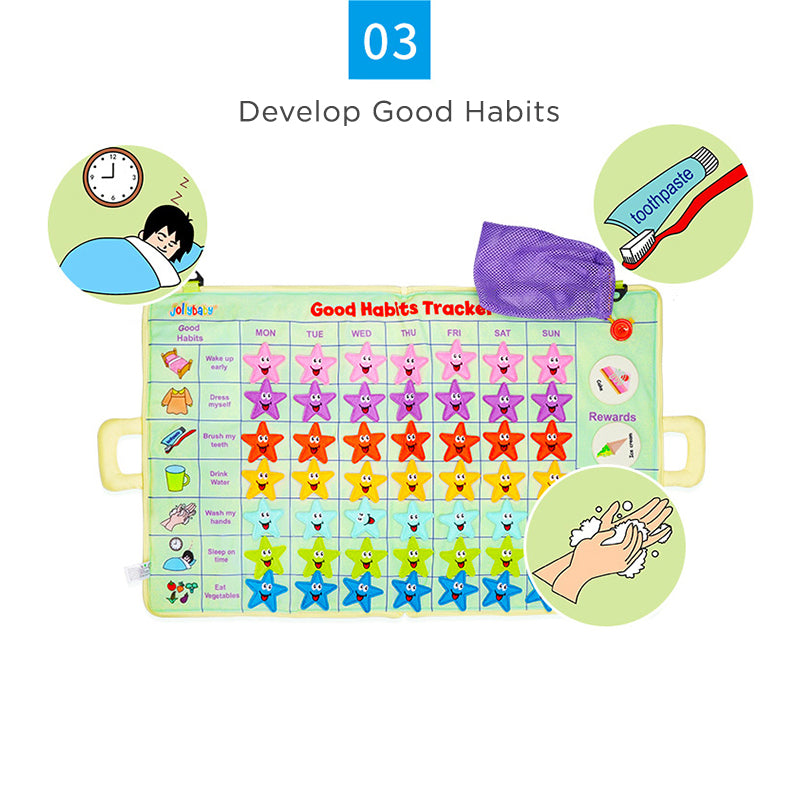 Jollybaby Good Habit Tracker
