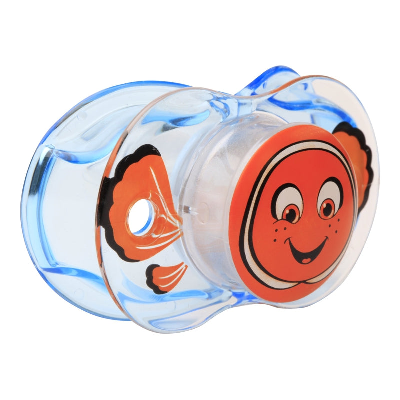 RaZBaby Keep-It-Klean Pacifier – Clown Fish