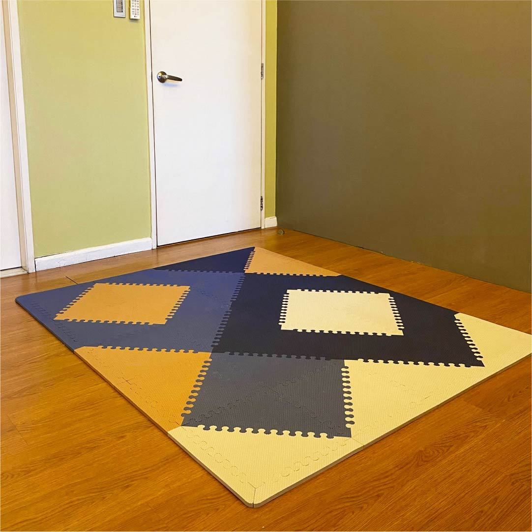 Rugmats Tommy Puzzle Mat