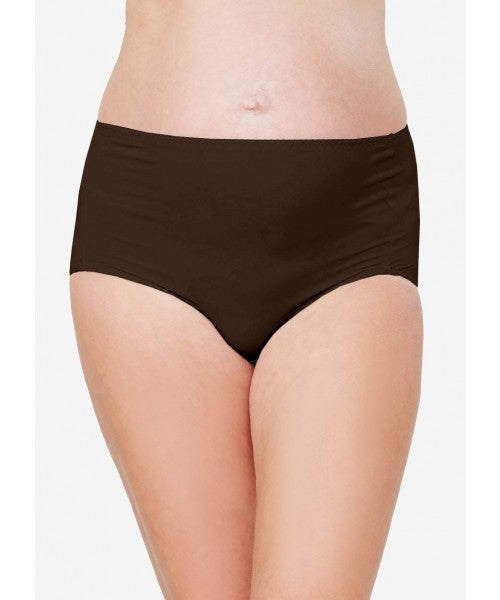 Mamaway High-rise Anti-bacterial Maternity Briefs (2-pack)