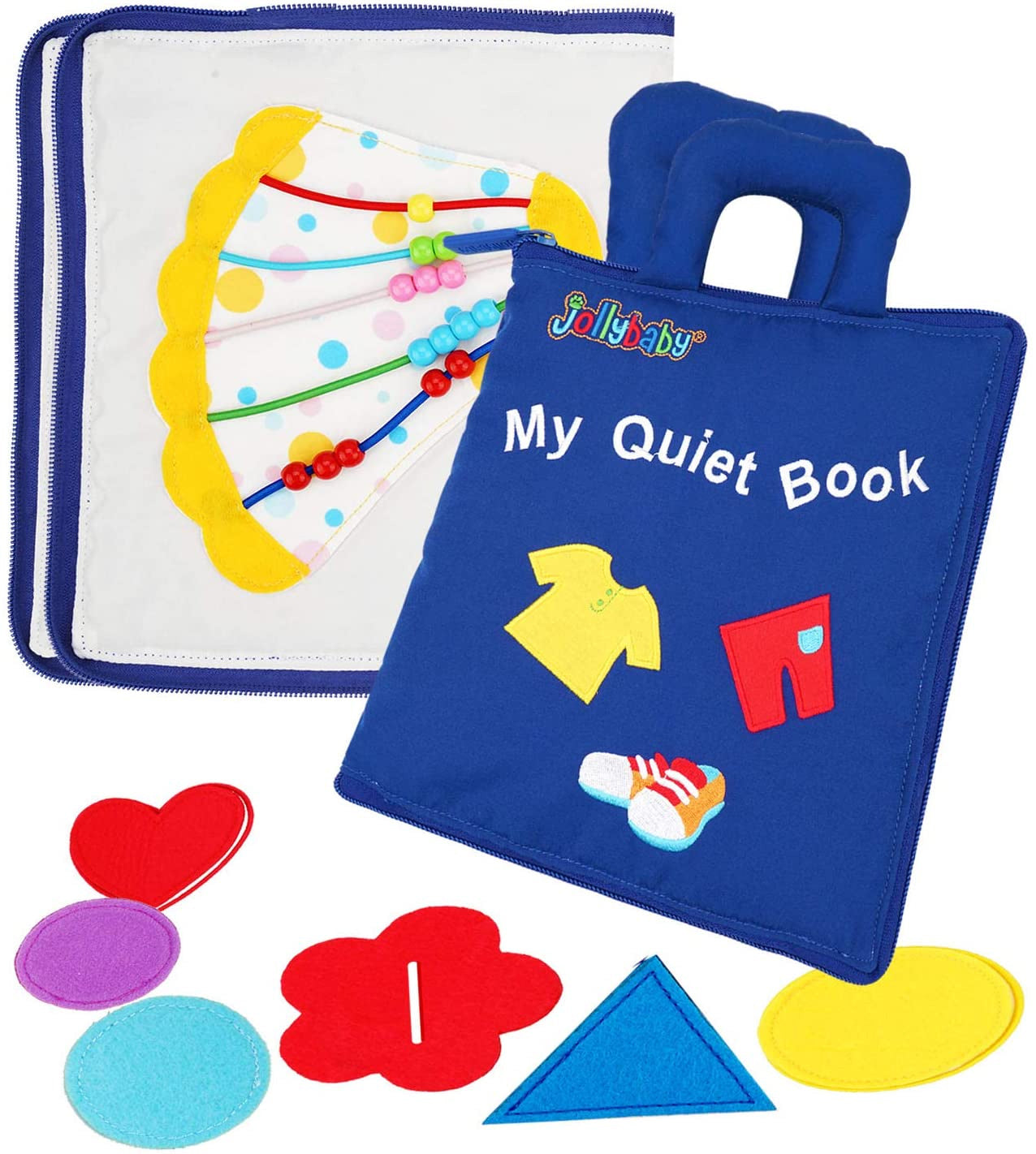 Jollybaby My Quiet Book